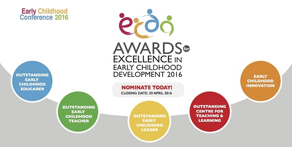 Awards for Excellence in Early Childhood Development 2016