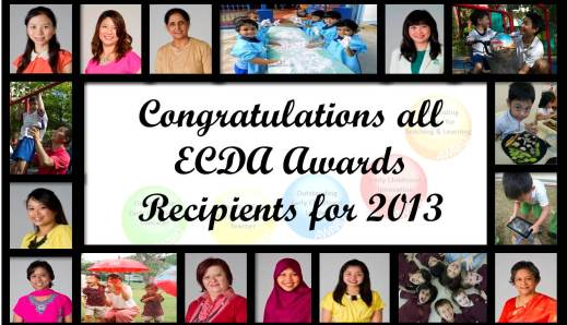ECDA Awards Winners