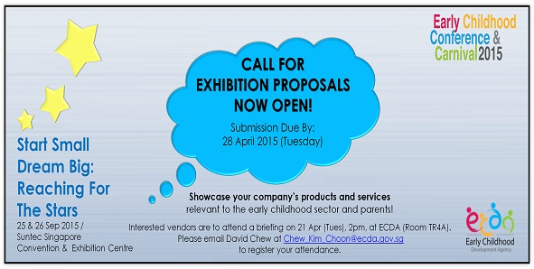 Call For Exhibition Proposals Now Open!