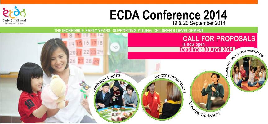 Call For Proposals Now Open For ECDA Conference 2014