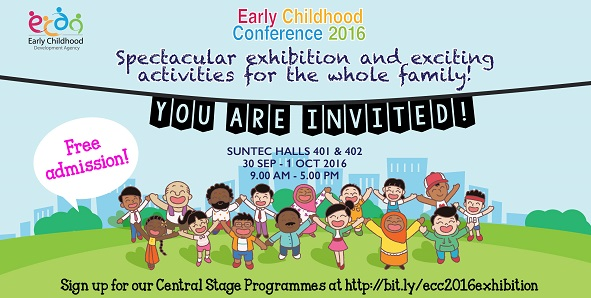 Early Childhood Exhibition - You Are Invited!