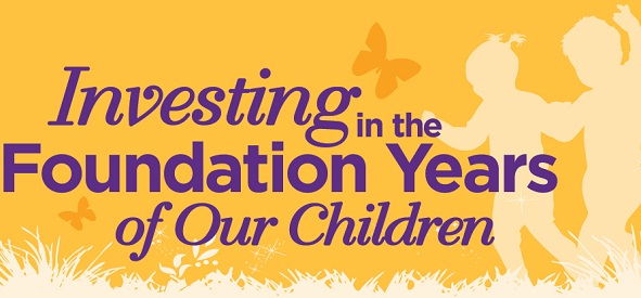 MSF COS 2015 - Investing in the Foundation Years of Our Children