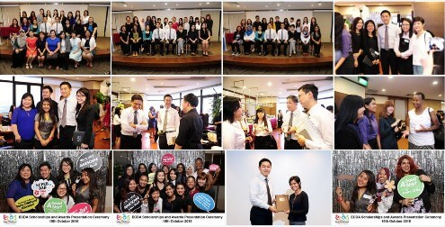 Scholarship & Awards Ceremony 2015 photo montage