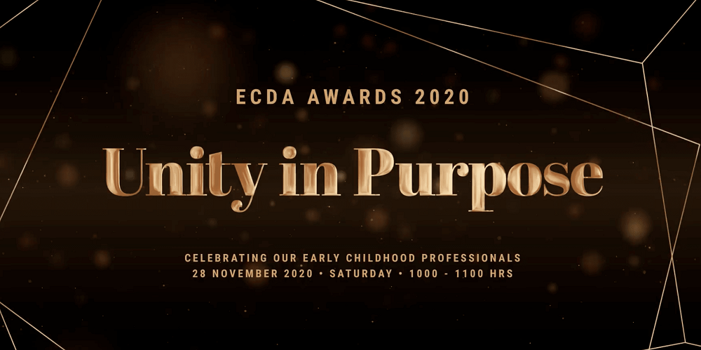 ECDA Awards 2020 Virtual Ceremony