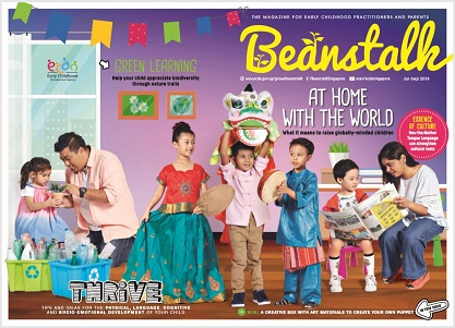 Beanstalk Magazine Apr-Jun18
