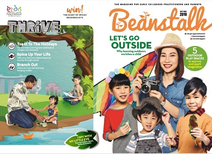 Beanstalk Magazine Oct-Dec 19