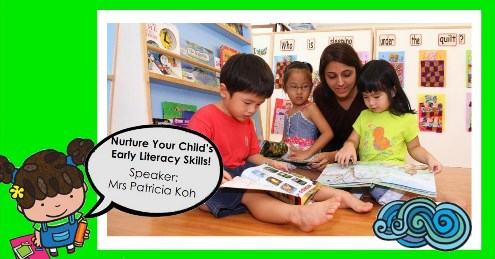 Nurture your child's literacy skills