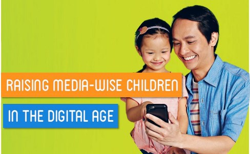 Raising media wise children