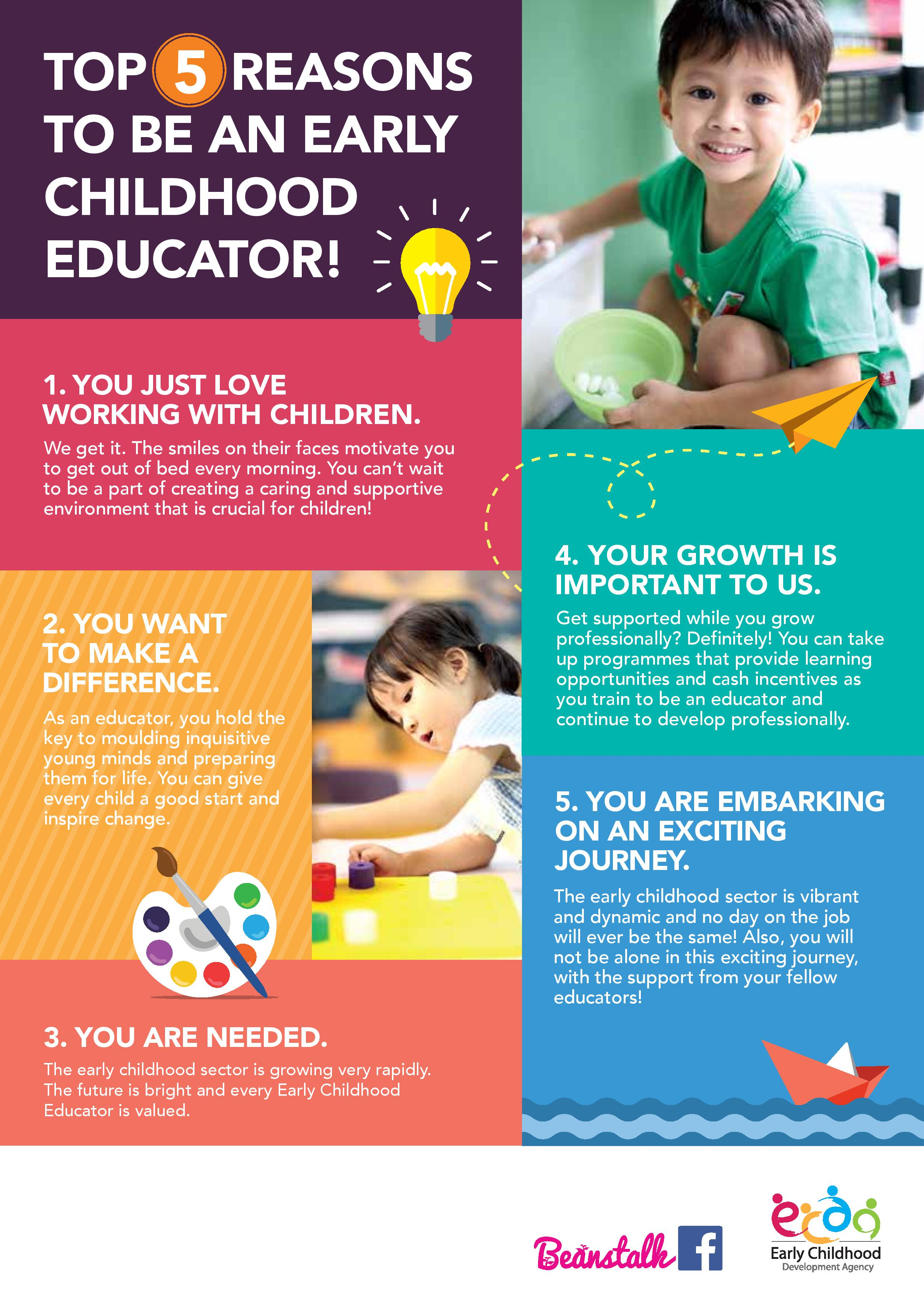 Grow At Beanstalk Consider A Career In Early Childhood